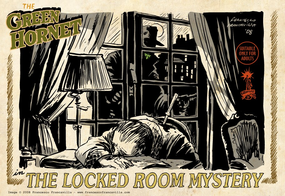 Pulp Sunday Double Feature &quotThe Spider&39s Web&quot &amp &quotThe Locked Room