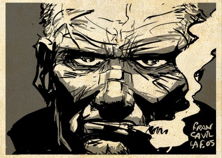 Sin City - Hartigan