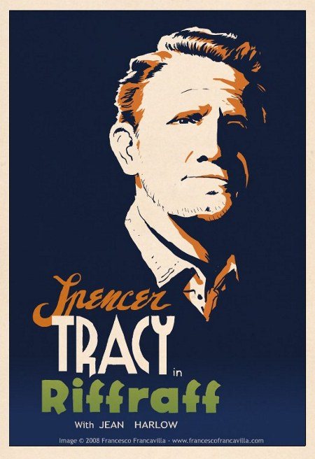 Spencer Tracy in Riffraff