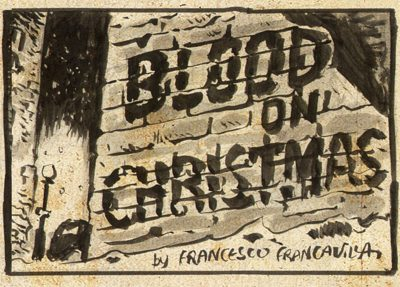 Blood on Christmas