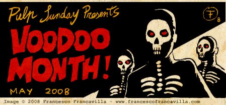 Voodoo Month